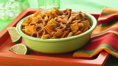 Taco-Seasoned Chex® Mix