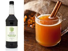 rozgrzej się zimą #winterwarmers #winter #hottea #tea #hotdrink #syrup Winter Warmers, Syrup, Spices, Tasty, Apple, Tea, Drinks, Apple Fruit, Drinking