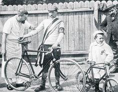 1903 Tour de France winner.