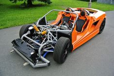 B-racing show car: Attack Roadster Tube Chassis, Custom Consoles, Space Frame, Buggy, Pedal Cars, Sweet Cars, Car Engine, Kit Cars, Go Kart