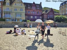 Downton-sur-Mer 2012 > Bain de mer Belle époque du dimanche (3/3)