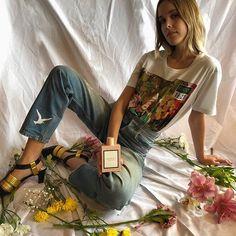cfc48906c3c Gucci Bloom 🌸🕊  gucci  guccibeauty  inbloom  ad Gucci Campaign