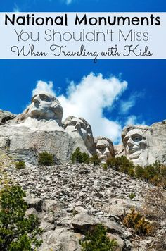 National Monuments You Shouldn't Miss When Traveling with Kids - Roadschooling with The Frugal Navy Wife