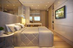 Inspiração lindaaaa para quarto de casal 😍😍😍 Ameeeeei!!! ❤️❤️❤️ - #quarto #quartodecasal #design #decoração #arquitetura #acasaqueeuquero #novidades #instagram