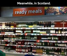 Scotland is a special place to live...