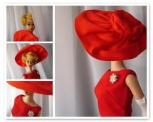 Vintage Barbie--my Barbie was similar to this short haired, blonde one