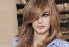 Shoulder Length Hairstyles With Bangs | shoulder length hair with bangs 17 Cute Hairstyles for Medium Length ...