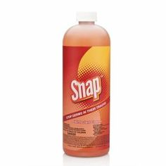 Snap™ Disinfectant Cleaner! Helping me with spring cleaning! Did my whole bathtub in less than 5 minutes. On to the next room! :-)