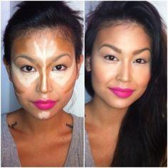 L'incroyable puissance du maquillage révélé dans ces 23 photos d'avant / après !