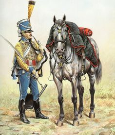Trumpeter of the 9th Hussar