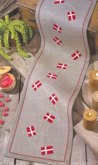Cross Stitching, Cross Stitch Embroidery, Hand Stiching, Christmas Decorations, Holiday Decor, Mug Rugs, Danish Design, Needlepoint, Christmas Stockings