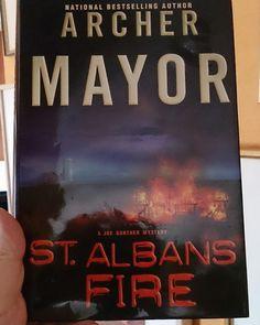 Archer Mayor, Joe Gunther, St. Alban's Fire book 16