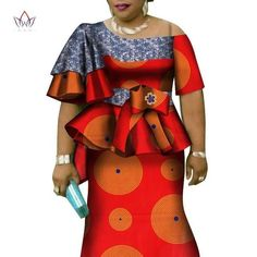Latest African Fashion Dresses, African Dresses For Women, African Print Fashion, African Wear, African Attire, Traditional African Clothing, Traditional Fashion, Traditional Outfits, African Print Dress Designs
