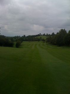 Pic from Aughnacloy golf course