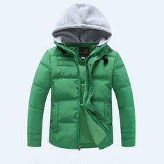 31.93$  Buy here - https://alitems.com/g/1e8d114494b01f4c715516525dc3e8/?i=5&ulp=https%3A%2F%2Fwww.aliexpress.com%2Fitem%2FBoys-Winter-Coat-2016-New-Fashion-Children-Thicken-Hoodies-Jacket-Kids-Warm-Outwear%2F32683597782.html - Boys Winter Coat 2017 New Fashion Children Thicken Hoodies Jacket Kids Warm Outwear