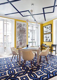 """Casa Decor 2014: """"Gabinete de dibujo"""", de Jean Porsche"""
