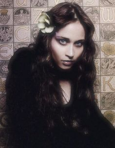 All time favorite...Fiona Apple