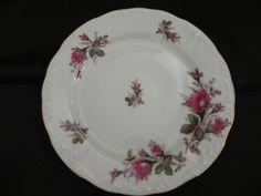 Royal Halsey Very Fine China Moss Rose by baublesandblingforu, $6.00