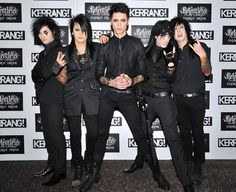 Black Veil Brides in the End | Favorite Song Book In The End Black Veil Brides - Wattpad