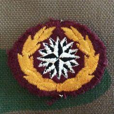 Recce beret badge 1st type