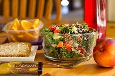5 Make-Ahead Vegan & Gluten-Free Lunches: Part 2