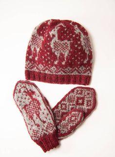 Geita er ikke lenger bare symbolsk, men kan varme den du gir den til. Foto: Håvard Bjelland Arne And Carlos, Mullets, Mittens, Knitted Hats, Knitting Patterns, Winter Hats, Beanie, Girly, Socks