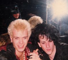 #BillyIdol #Music #Rock #EpicRights