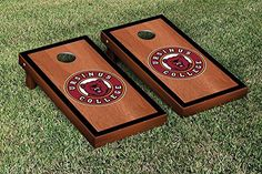 Ursinus College Bears Cornhole Games Set Rosewood Stained Border Version >>> Check out this great product.