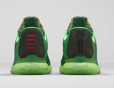 d60c1ee17e75 Nike Kobe 10 Green Vino Release Date - Sneaker Bar Detroit Kobe 10