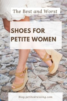 Shoes for small feet woman are hard to find. As a petite woman myself, i wear size 5 and have always struggle to find small size shoes. In this guide, I will share with you the best and worst shoes for petites like us that will make you look your best. Winter Shoes For Women, Business Shoes, Fashion For Petite Women, Petite Outfits, Fashion Details, Fashion Fashion, Fashion Ideas, Winter Fashion, Fashion Tips