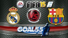 Prediksi Skor Real Madrid Vs Barcelona 22 November 2015