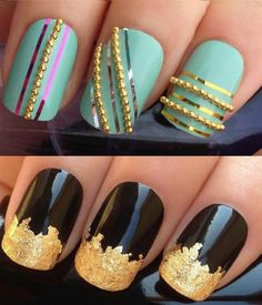 44 Best Nail Art - Microbeads images in 2016 | Pretty nails, Cute ...