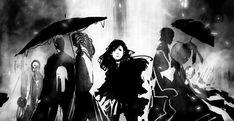 insane manga illustrations!
