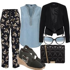 Only Marly Casual für Damen zum Nachshoppen auf Stylaholic #outfits #styleinspiration #outfitideas #look #lookoftheday #fashion #trending #style #clothing  #mode #damenmode #bekleidung #stylaholic #outfit #sexy #elegant #casual