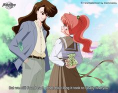 Makoto and Sanjouin Crystal Fanmade Happy Ending by anemoneploy.deviantart.com on @DeviantArt
