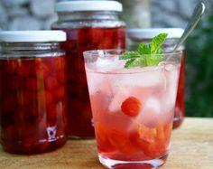 Sour Cherry and Rosemary Focaccia Recipe | Cherry Tree Recipes ...