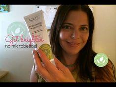 Mommy Greenest Approved Acure Organics Brightening Facial Scrub - http://www.mommygreenest.com/mommy-greenest-approved-acure-organics-brightening-facial-scrub/