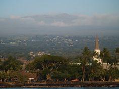 My town, Kailua-Kona
