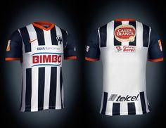 Monterrey 2013/14 Nike Home Kits