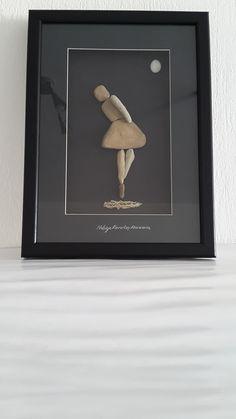 No: 68 Balerin by Nebiye Karataş Marmara. Pebble Art