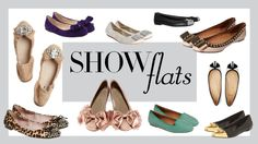 Every girl should own several pair of statement flats to go with her many CAbi outfits!