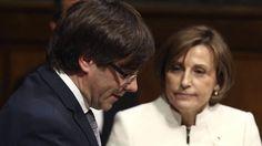 El sindicato ultraderechista Manos Limpias ha presentado este lunes ante la Fiscalía en Madrid una denuncia por prevaricación contra la presidenta del Parlament, Carme Forcadell, y el presidente de la...