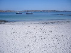 Beautiful beach, Isle of Iona