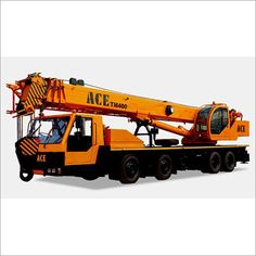 TM 400 Truck Mounted Crane - Manufacturer,Supplier and Exporter Truck Mounted Crane, Led Manufacturers, Engineering, Construction, Action, Trucks, India, Building, Group Action