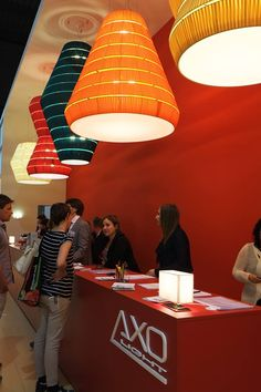 Architonic Live in Milan: Salone del Mobile, Euroluce, Part 2