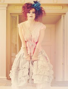Helena Bonham Carter    One of the most talented, versatile actresses in my opinion...