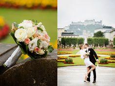Hochzeit im Schloss Mirabell in Salzburg #wedding #hochzeit #salzburg #mirabell #classic