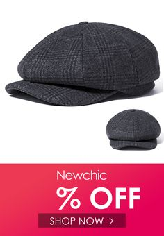66ddcf849fc Vintage Men Wool Gird Beret Hat Octagonal Newsboy Cap Winter Casual Cabbie  Cap Driving is hot sale on Newchic.