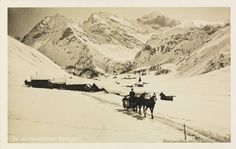 Im wunderschönen Sertigtal. Mount Everest, Snow, Mountains, Nature, Travel, Naturaleza, Trips, Viajes, Traveling