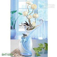 Elegant New Type #Porcelain# Jardiniere 5ht1092 From Hotsunshop, $440.0 | Dhgate.Com